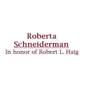 Roberta Schneiderman 2